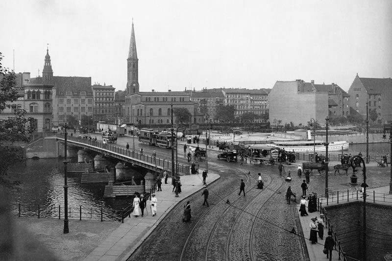 Schillingbrücke 1912