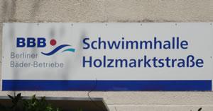 Schwimmhalle Holzmarktstraße