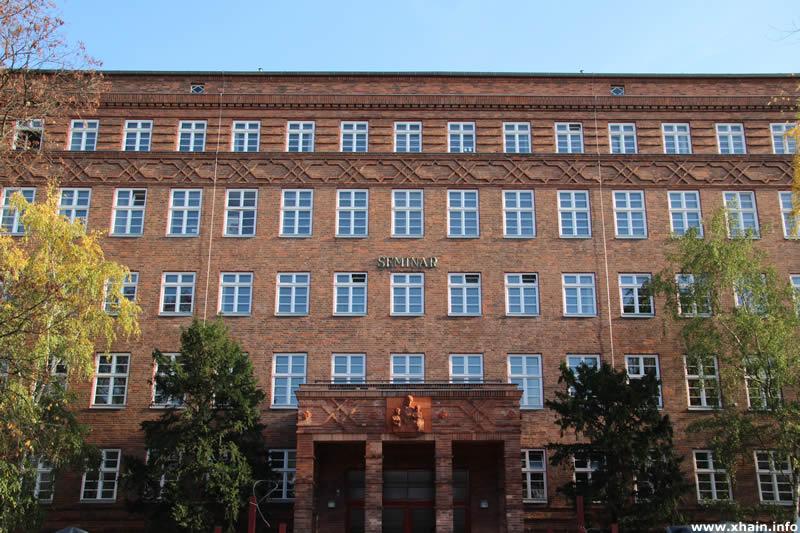 Seminar Adalbertstraße