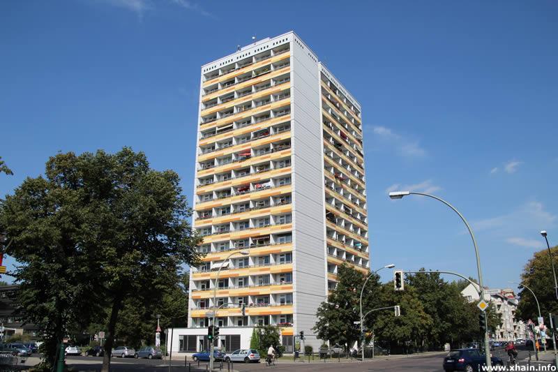 Seniorenwohnhaus Singerstraße 83