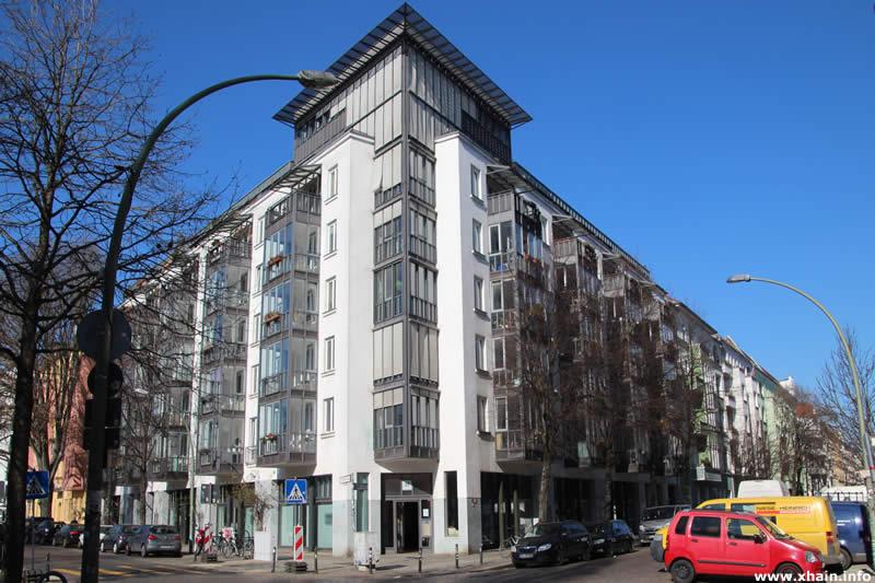 Neubau Seumestraße Ecke Simplonstraße