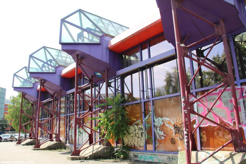 Sport- und Erholungszentrum (SEZ)