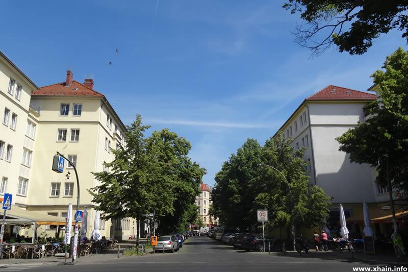 Simon-Dach-Straße Ecke Grünberger Straße