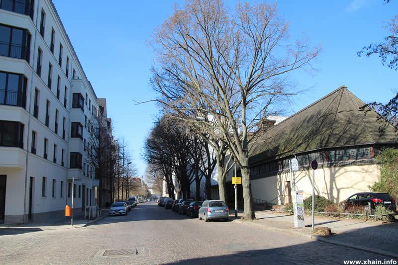 Simplonstraße Ecke Haasestraße (Offenbarungskirche)