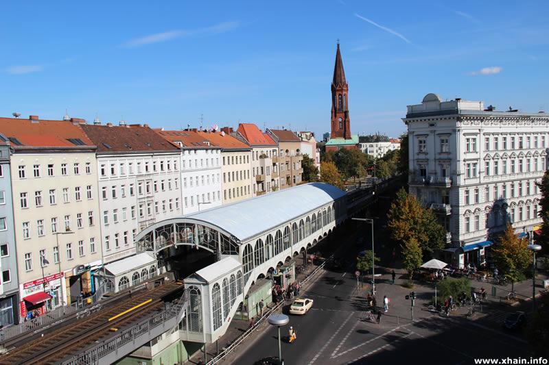 Skalitzer Straße / Görlitzer Bahnhof