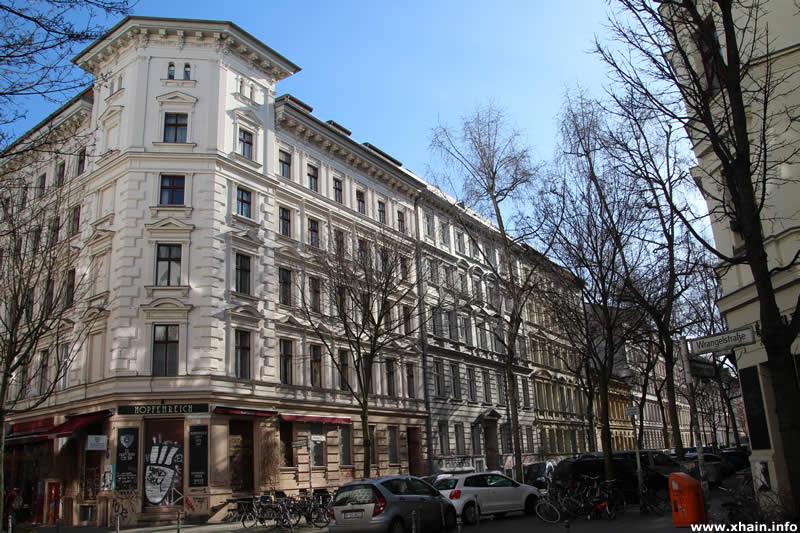 Sorauer Straße Ecke Wrangelstraße (Hopfenreich)