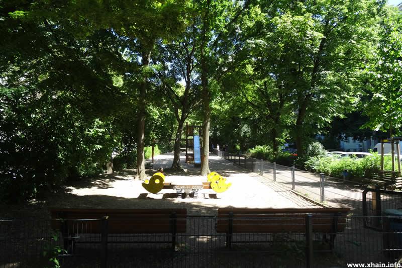 Spielplatz Hornstraße