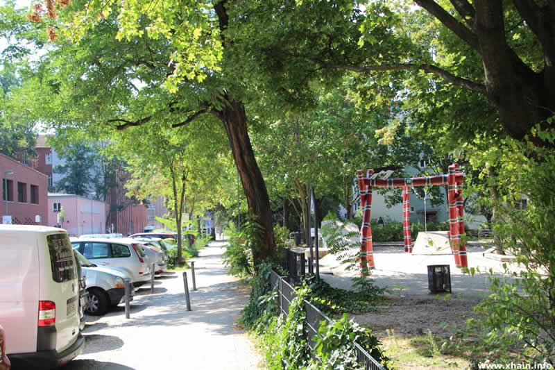 Spielplatz an der Lasdehner Straße