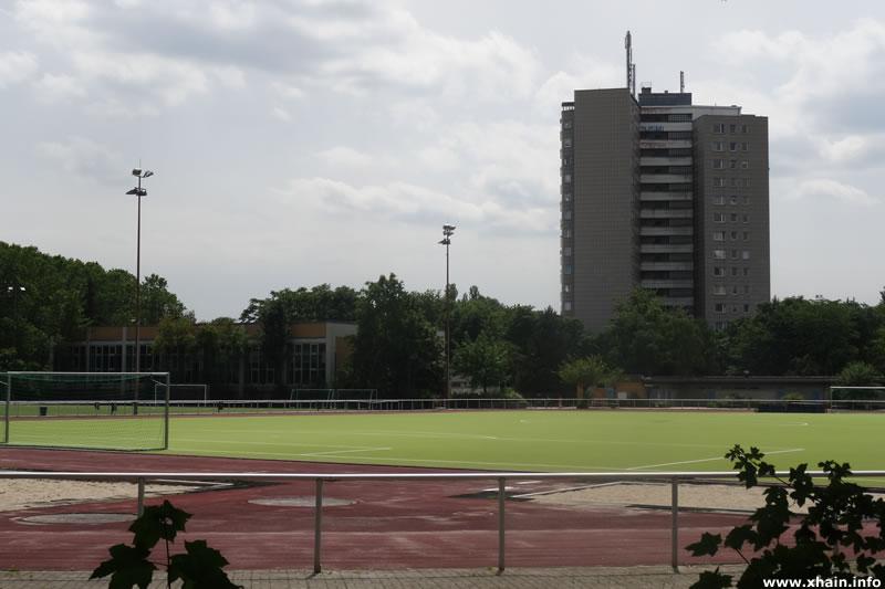 Sportplatz Lobeckstraße