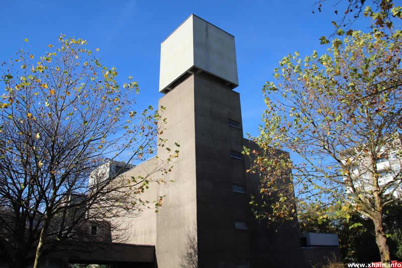St.-Agnes-Kirche Berlin-Kreuzberg