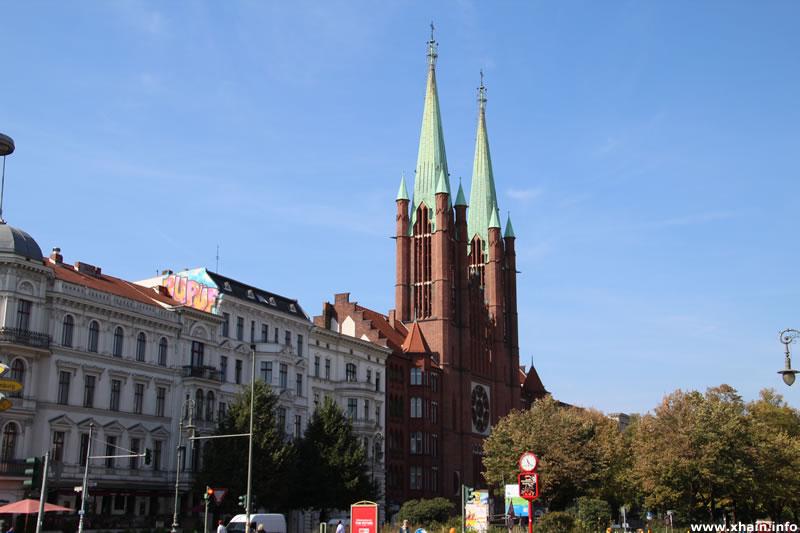 St. Bonifatius-Kirche - Yorckstraße
