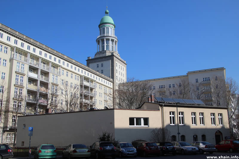Katholische Kirche St. Nikolaus am Frankfurter Tor