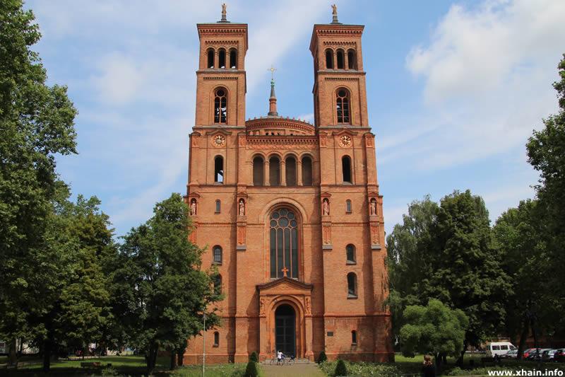 St.-Thomas-Kirche