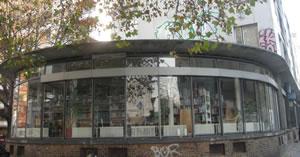 Stadtteilbibliothek Dudenstraße