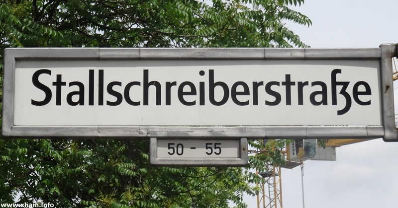 Stallschreiberstraße