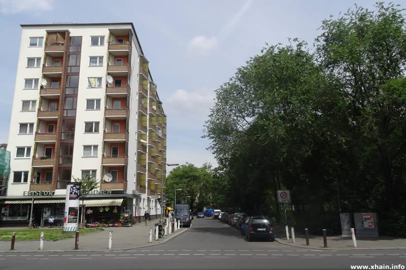 Stallschreiberstraße Ecke Oranienstraße