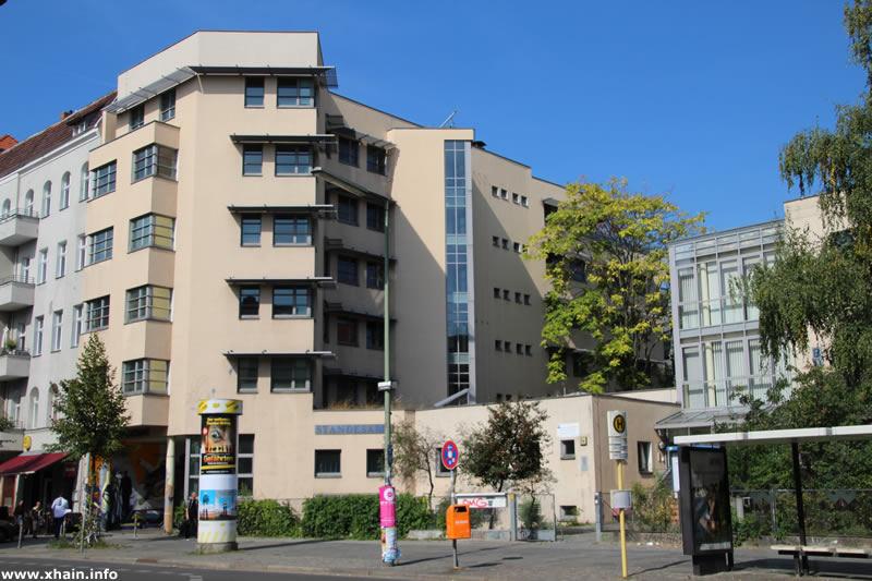 Standesamt Friedrichshain-Kreuzberg und Bürgeramt Schlesische Straße