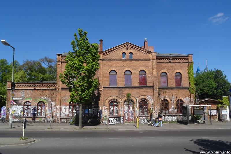 Steuerhaus der Königlichen Wasserbauinspektion