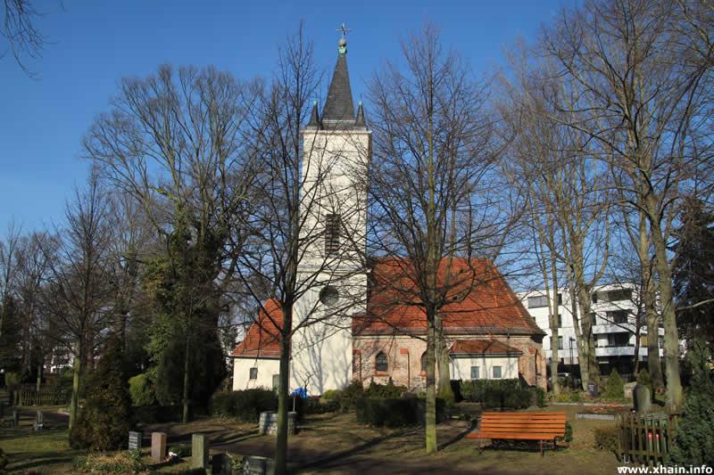 Dorfkirche Stralau