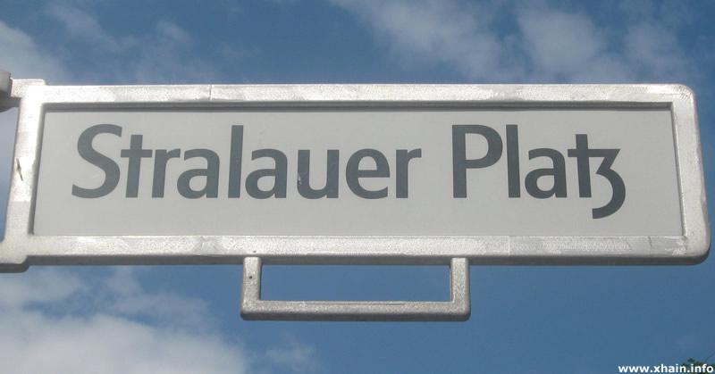 Stralauer Platz