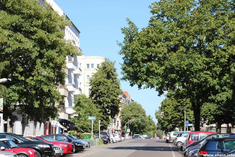 Straßmannstraße