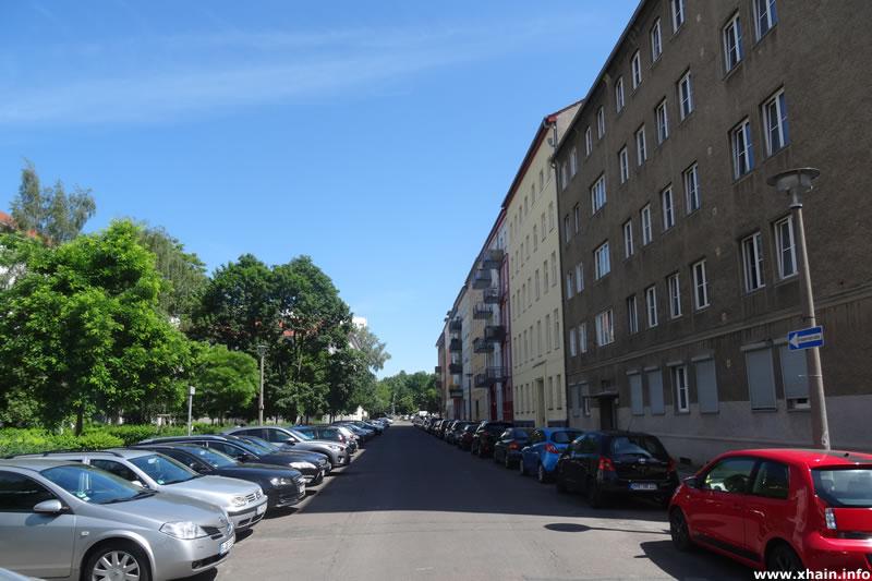 Strausberger Straße