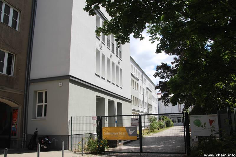 Schulstandort Strausberger Straße 38
