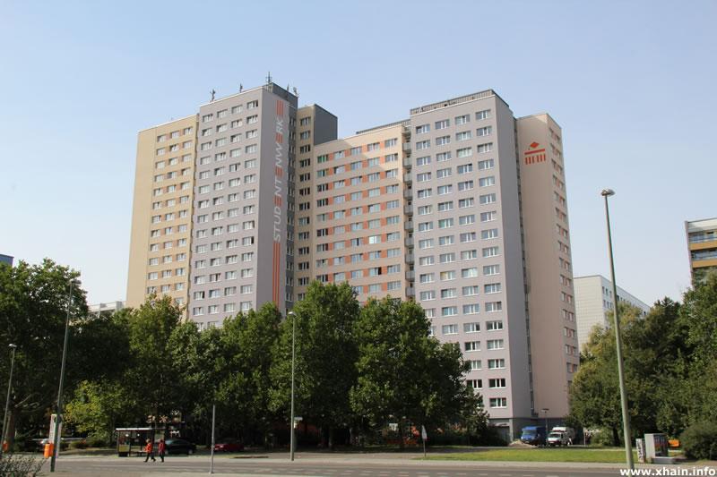 Studentenwohnheim Franz-Mehring-Platz