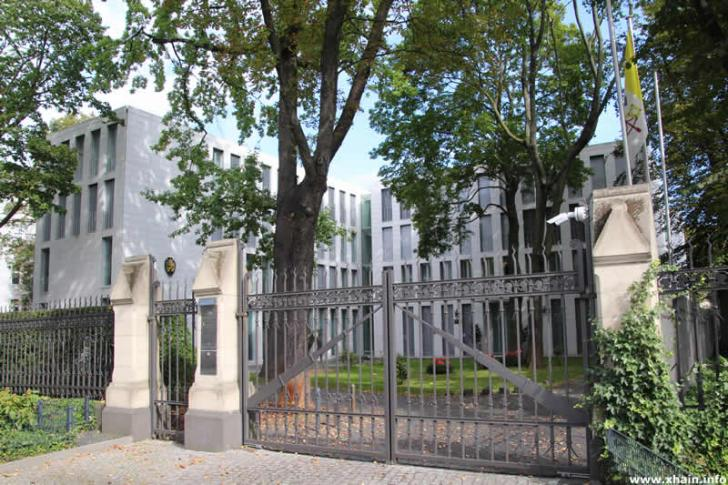 Apostolische Nuntiatur in Berlin