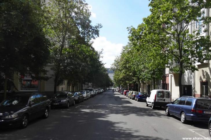 Auerstraße