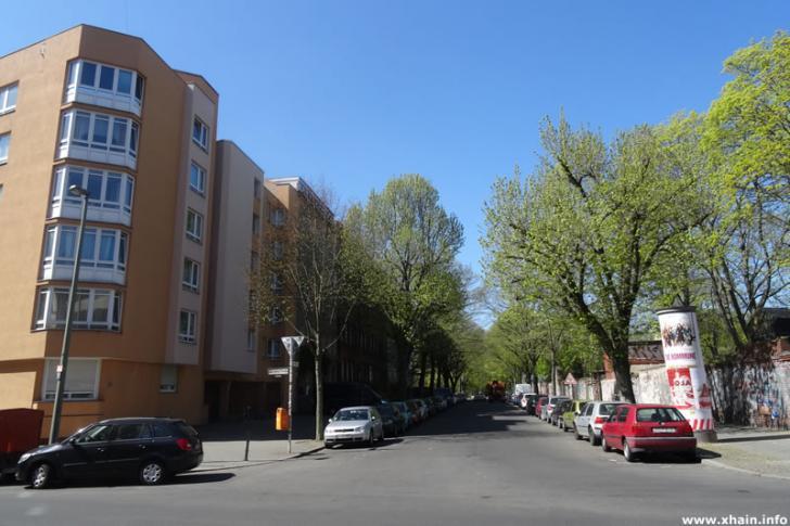 Baruther Straße Ecke Zossener Straße