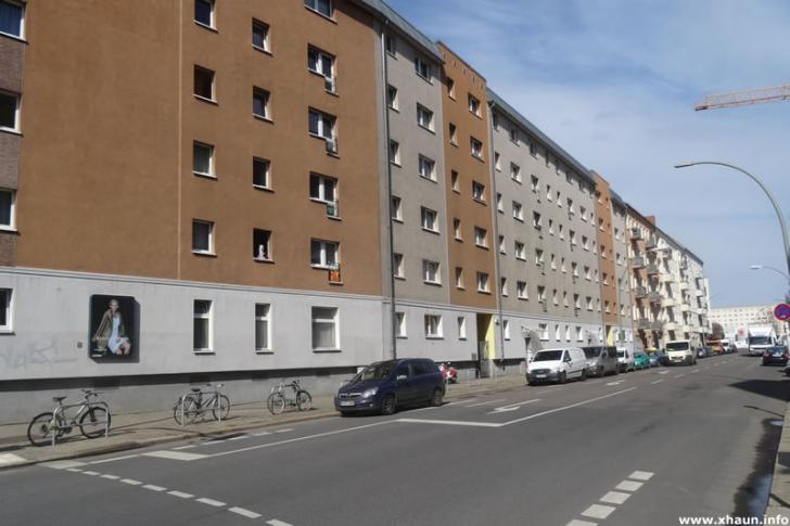 Bossestraße Ecke Stralauer Allee