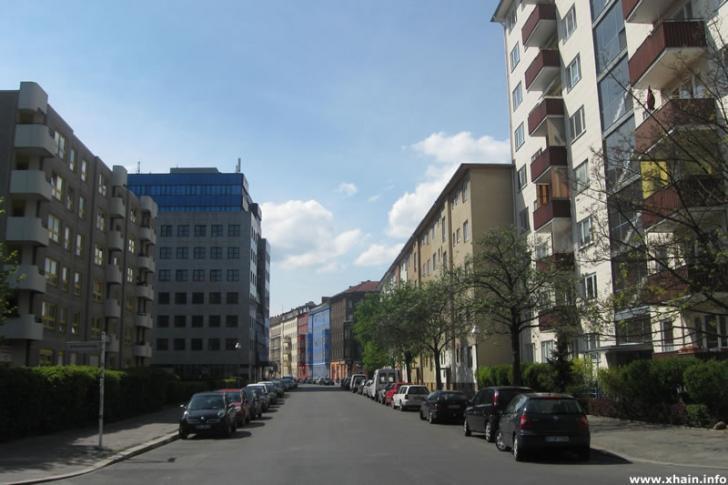 Brachvogelstraße Ecke Johanniterstraße