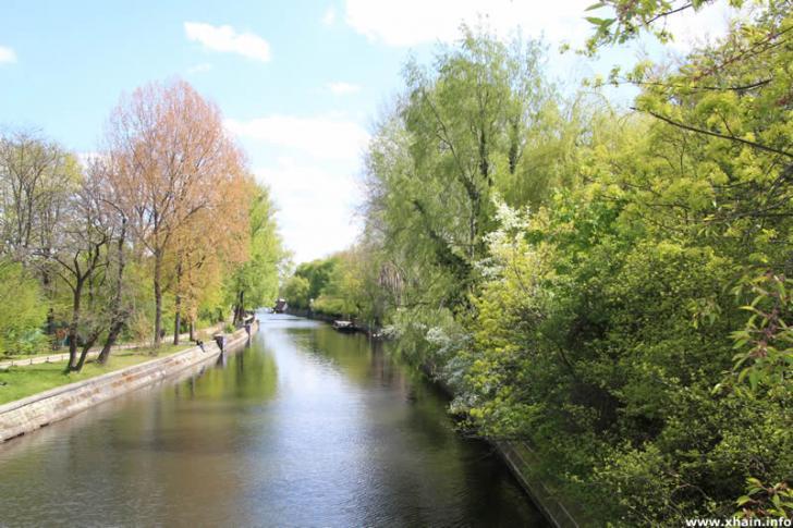 Carl-Herz-Ufer am Landwehrkanal