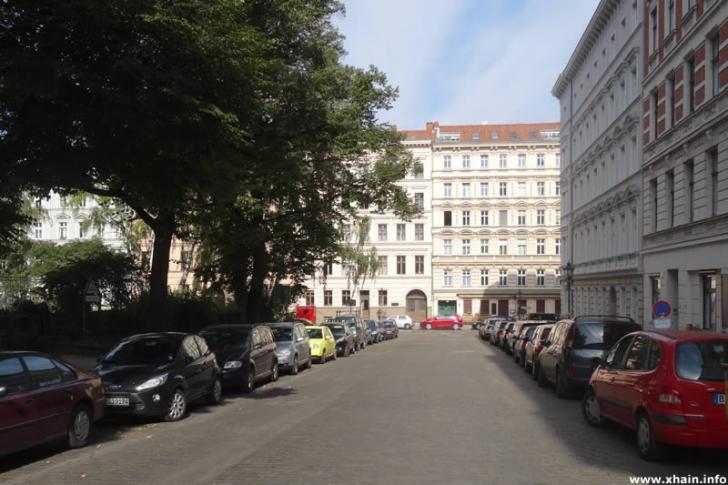 Chamissoplatz (Ost)