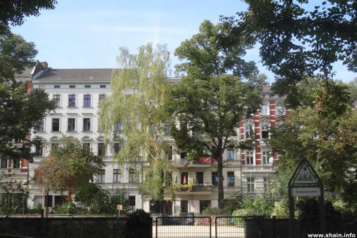 Spielplatz Chamissoplatz