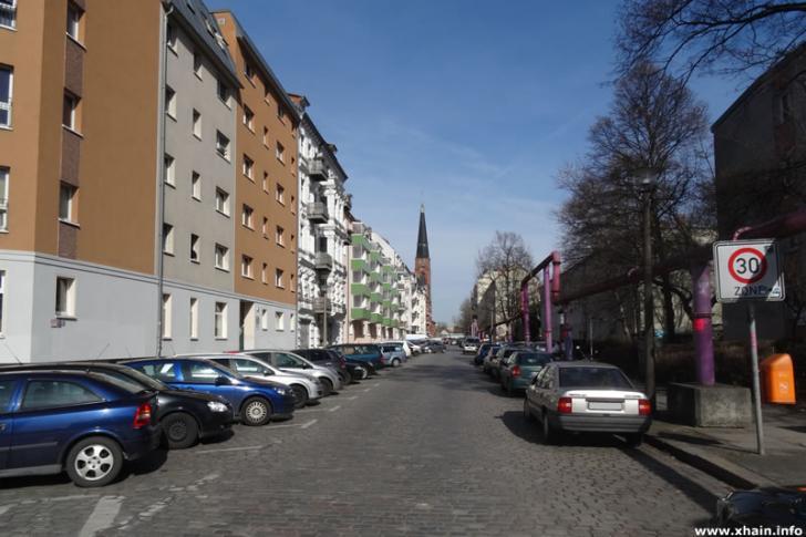 Danneckerstraße