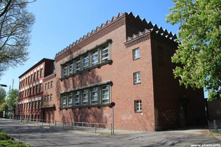 Durchgangsheim Alt-Stralau / Thalia-Grundschule