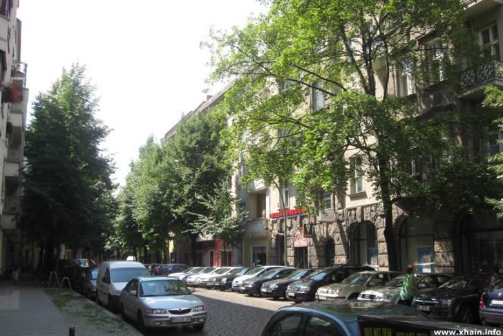 Finowstraße