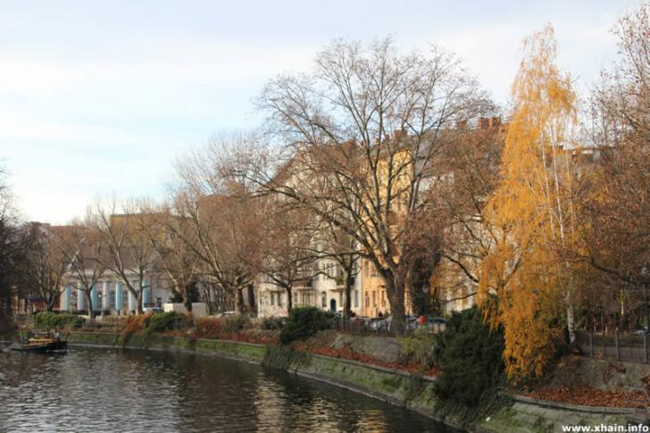 Fraenkelufer am Landwehrkanal