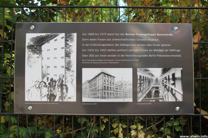 Frauengefängnis Barnimstraße