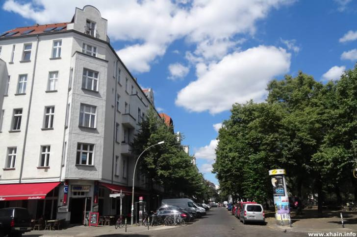 Gabriel-Max-Straße / Boxhagener Platz