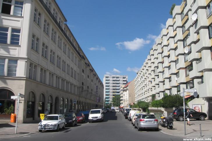 Hedemannstraße Ecke Friedrichstraße
