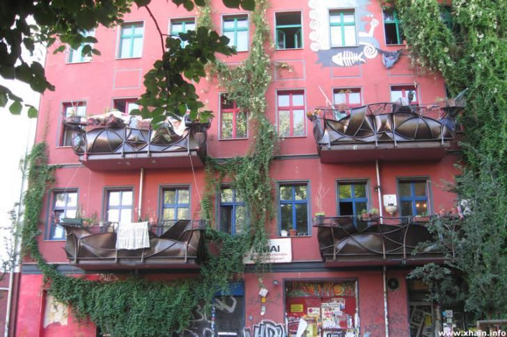 Hausprojekt Jessnerstraße 41 (Jessi, Supamolly)