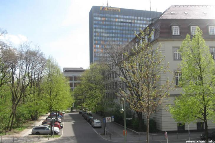 Kleinbeerenstraße