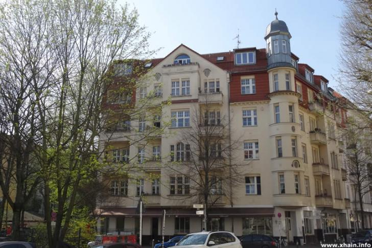 Konitzer Straße Ecke Simplonstraße
