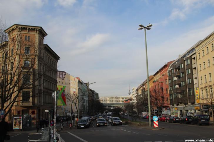 Kottbusser Straße Ecke Kohlfurter Straße