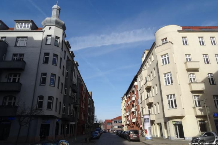 Lehmbruckstraße Ecke Rotherstraße