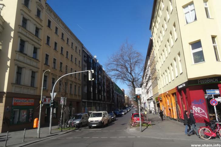 Mariannenstraße Ecke Paul-Lincke-Ufer