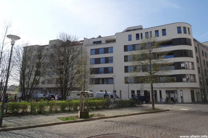 Matkowskystraße Ecke Simplonstraße